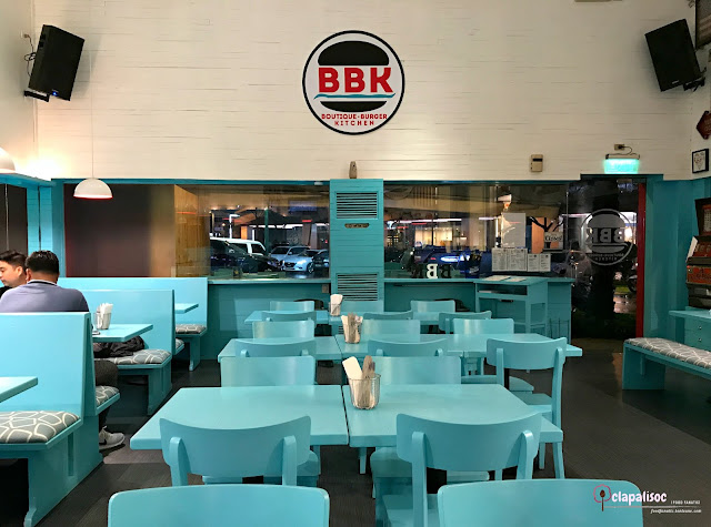 BBK Gourmet Burger BGC
