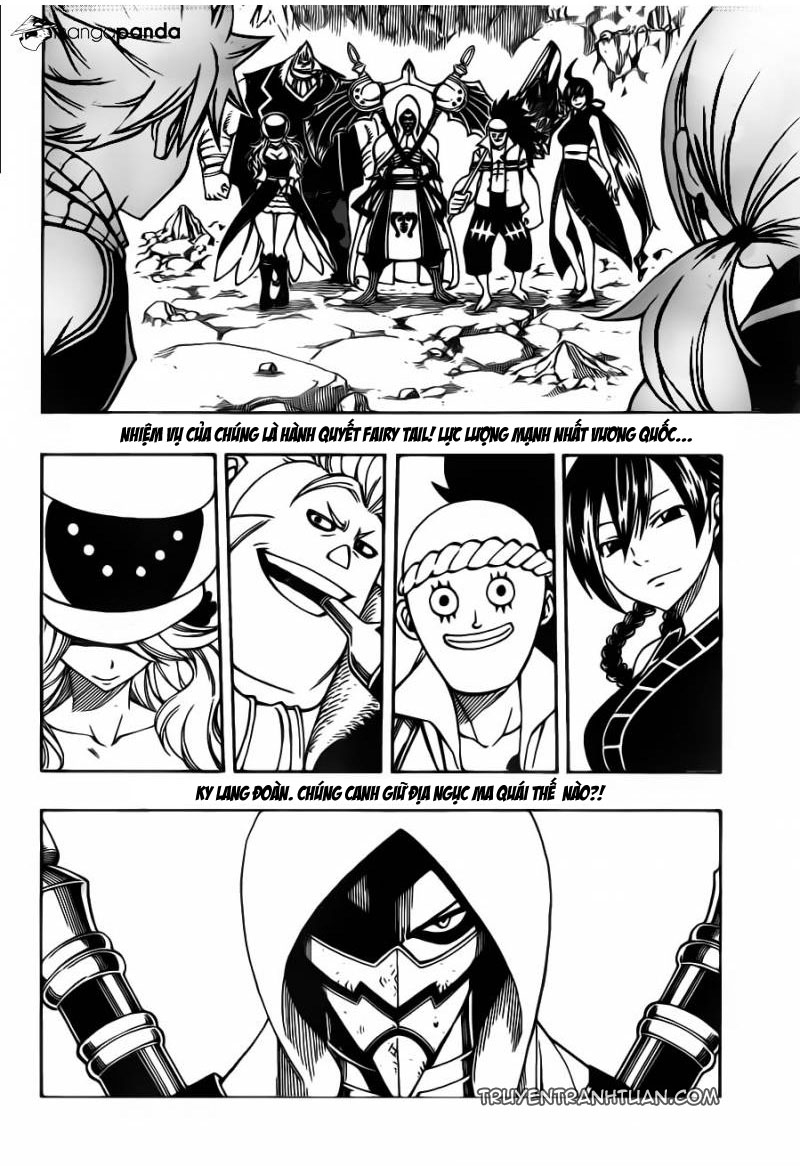 Fairy Tail Chap 311