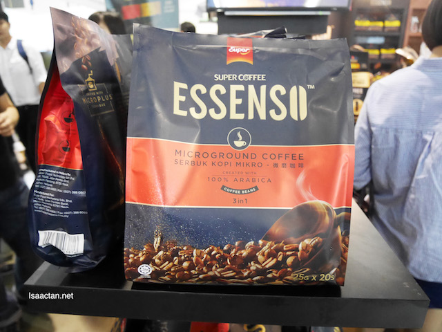 Essenso, super coffee