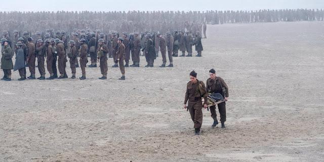 Dunkerque Nolan Hans Zimmer Acción Bélico WarnerSegunda Guerra