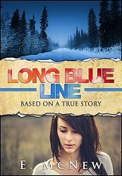 long blue line, e. mcnew, Women, women in business, sad true stories, teen pregnancy book, teen marriage, teen pregnancy fad, losing children to the system