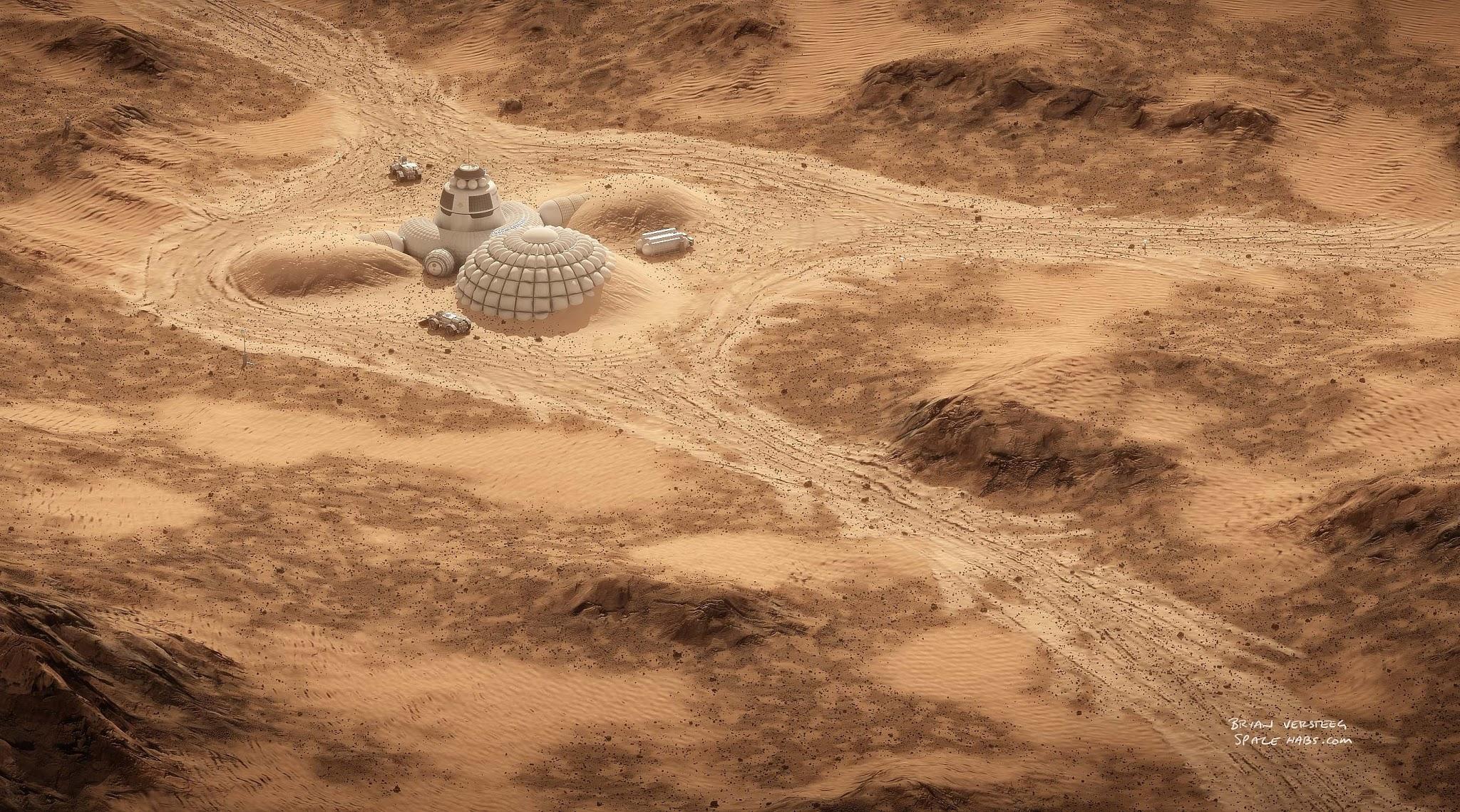 Mars+base+2-03+by+Bryan+Versteeg+%252820