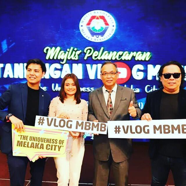 Pertandingan VLOG MBMB 2019 : The Uniqueness of Melaka City