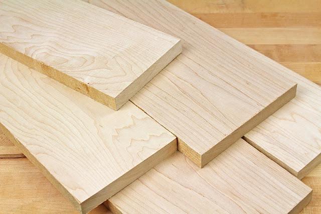 các loại gỗ trên thị trường