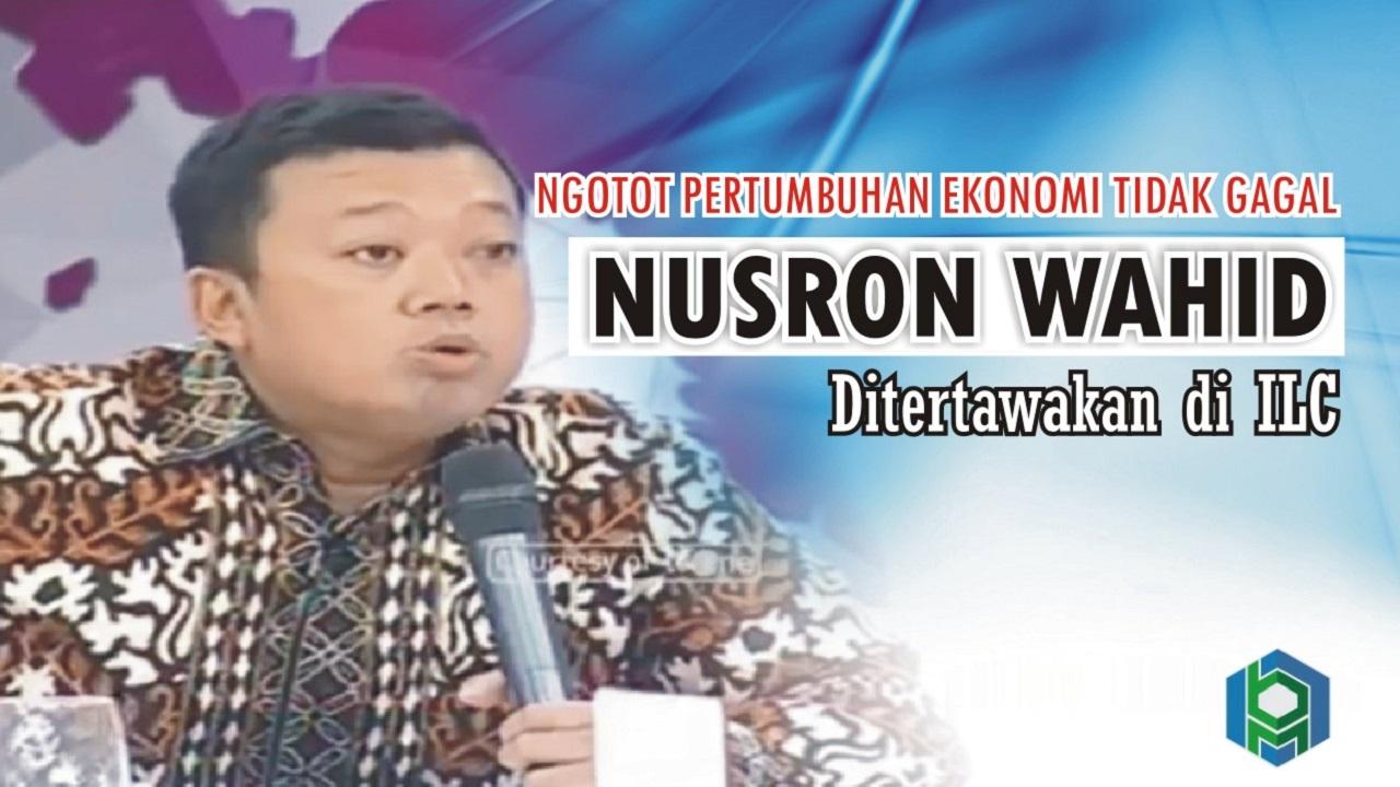Nusron Wahid ditertawakan