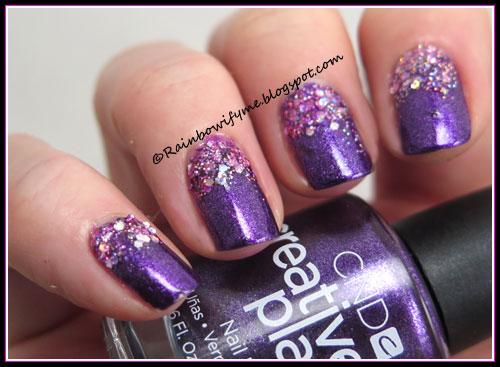 CND Creative Play ~ Miss Purplearity