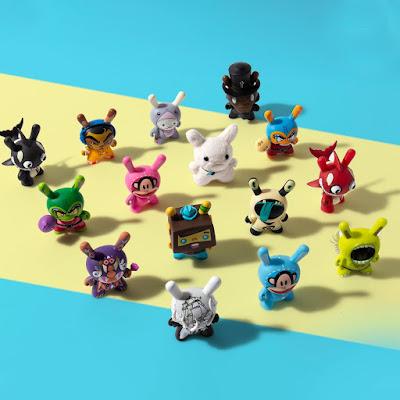 Designer Con Dunny Series by Kidrobot