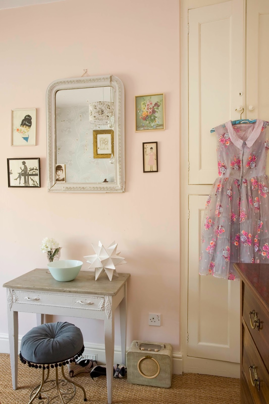 karen barlow farrow and ball paint colour trend 2015 pink. Black Bedroom Furniture Sets. Home Design Ideas