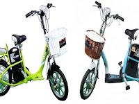 Ini Dia Beragam Pilihan Sepeda Listrik Murah Hanya 1 Juta