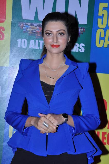 Actress Hamsa Nandini New Stills