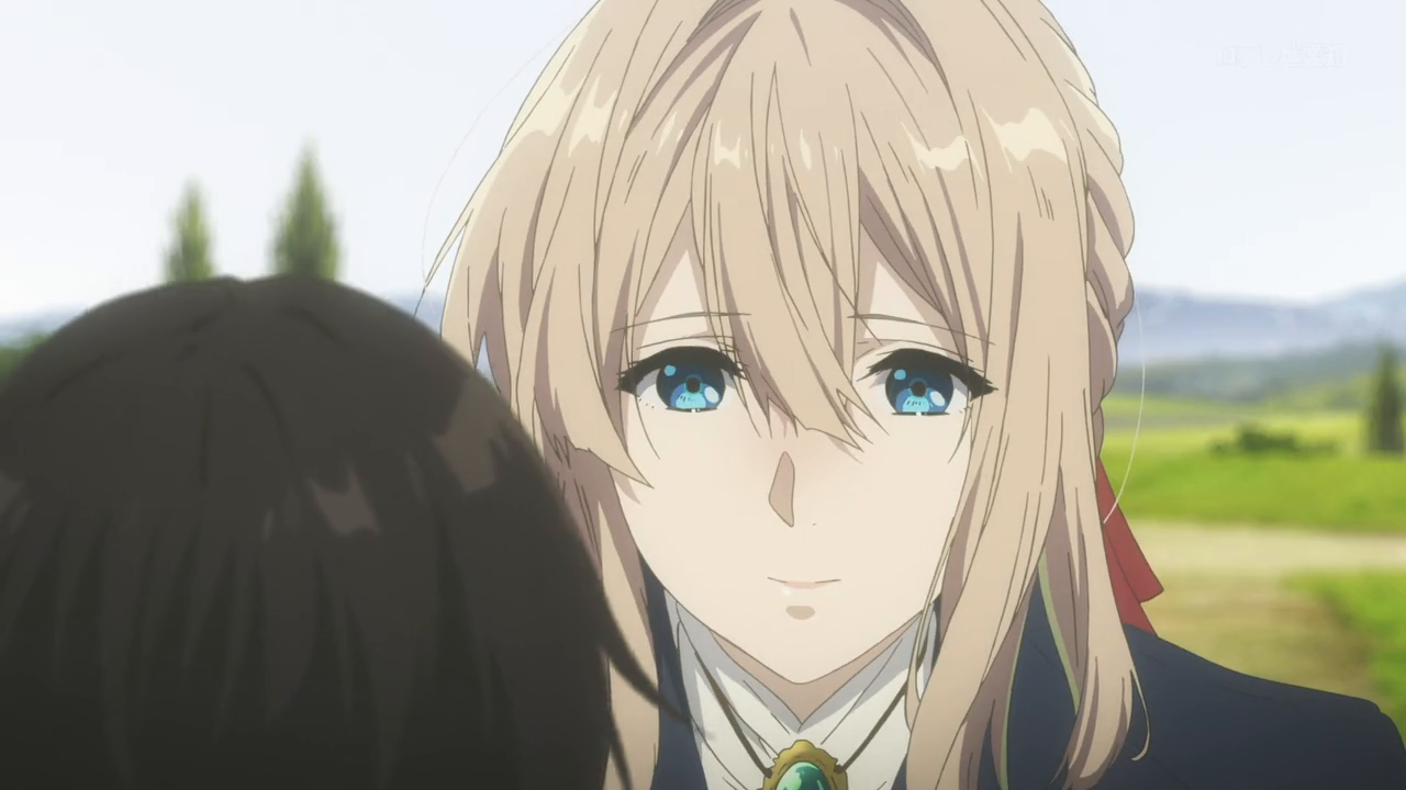 Violet Evergarden Episode 10 Subtitle Indonesia