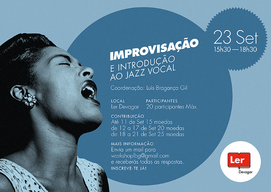 Workshop improvisação