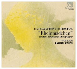 Rhinemaidens - Ensemble Pygmalion - Harmonia Mundi