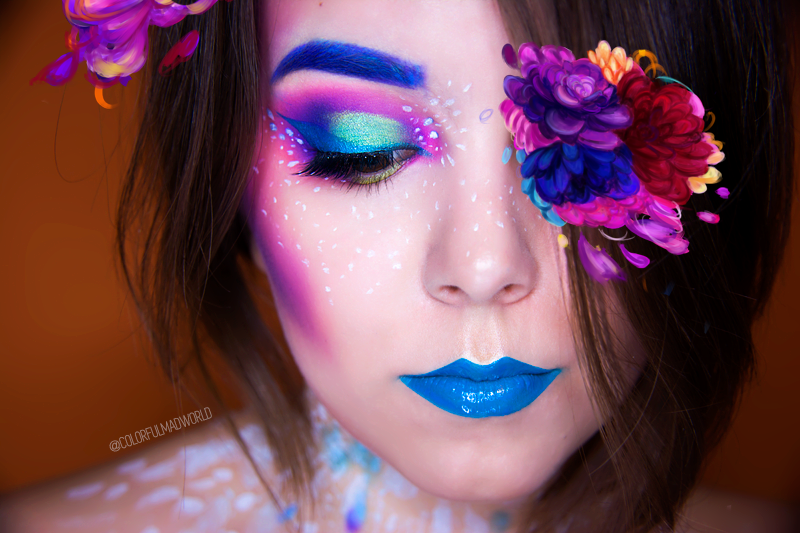 makijaż | makijaż wiosenny | makijaż oczu | makijaż krok po kroku