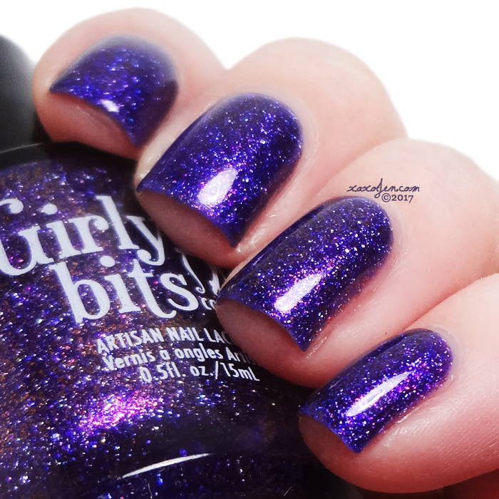 xoxoJen's swatch of Girly Bits Budget Fuggedaboudit