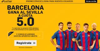 betfair Barcelona gana Sevilla Supercopa España supercuota 5 14 agosto