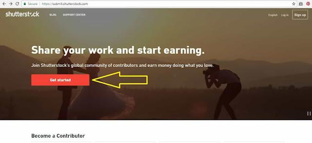 Shutterstock se paise kaise kamaye, how to earn money from shutterstock, online photo sell kaise kare, online photo sell karke paise kaise kamaye