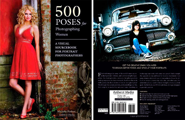 Descargar Gratis Libro PDF 500 Poses for Photographing Women by Michelle Perkins