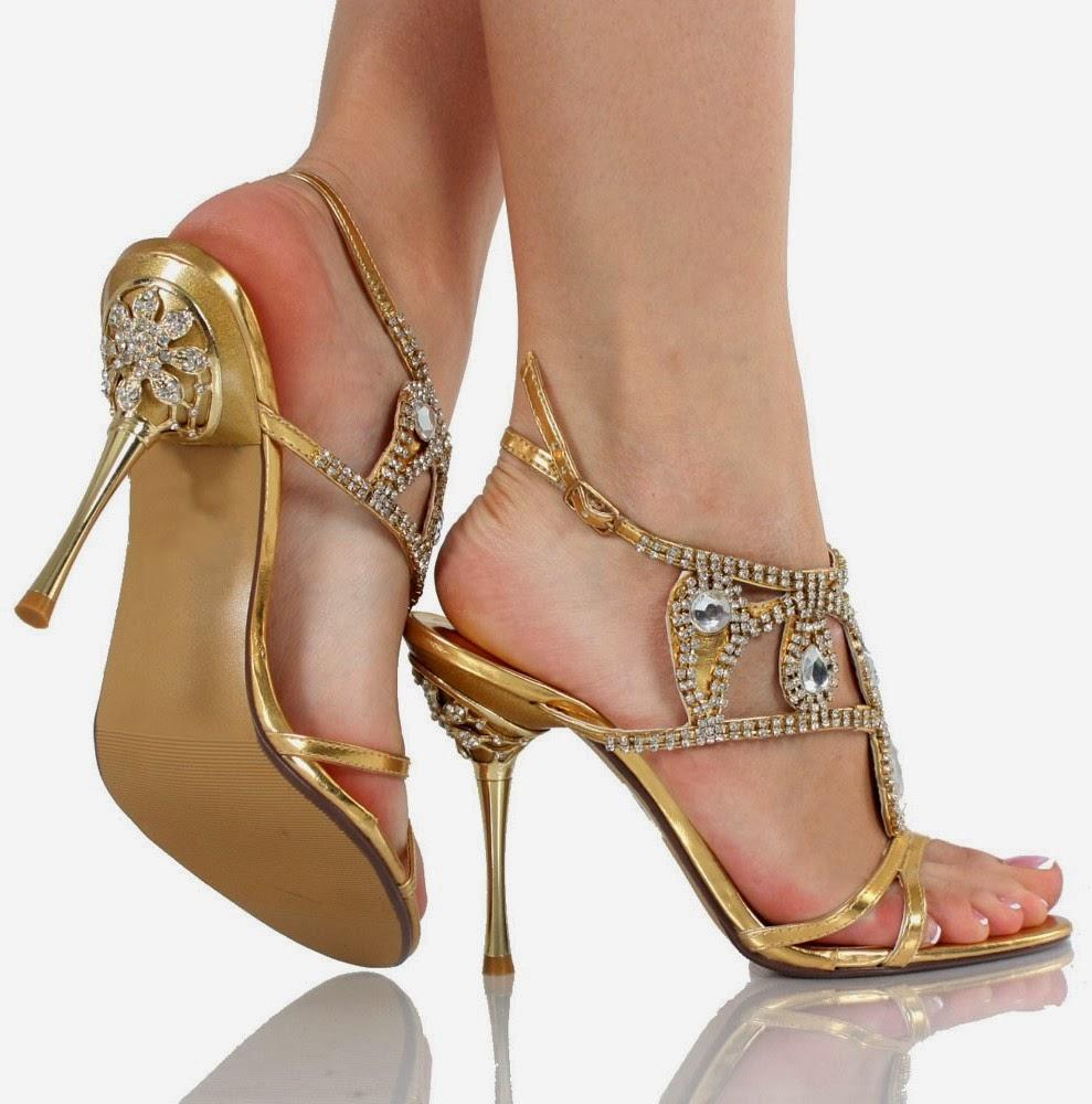 Maravillosos Zapatos Para Fiestas De 15 A 241 Os Zapatos