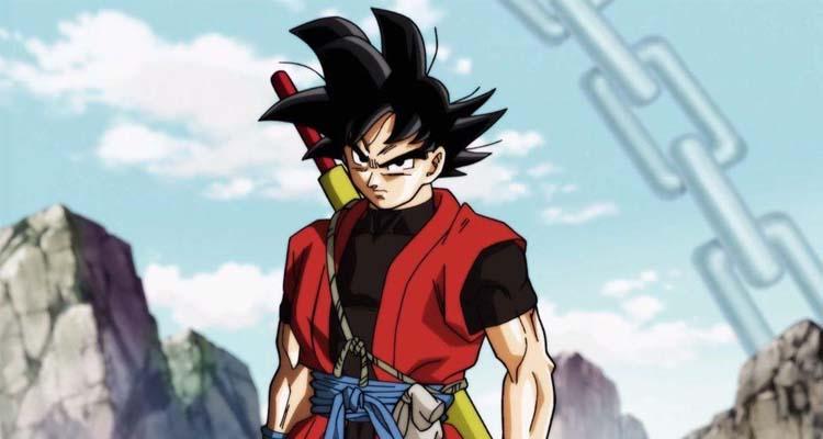 Goku Super Dragon Ball Heroes 1x01