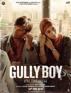 Gully Boy (2019) Hindi Movie HDRip | 720p | 480p