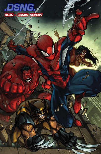 Avenging Spider-Man 1