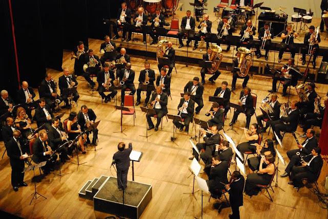 Banda Sinfônica do Recife celebra 58 anos com concerto no Teatro Santa Isabel