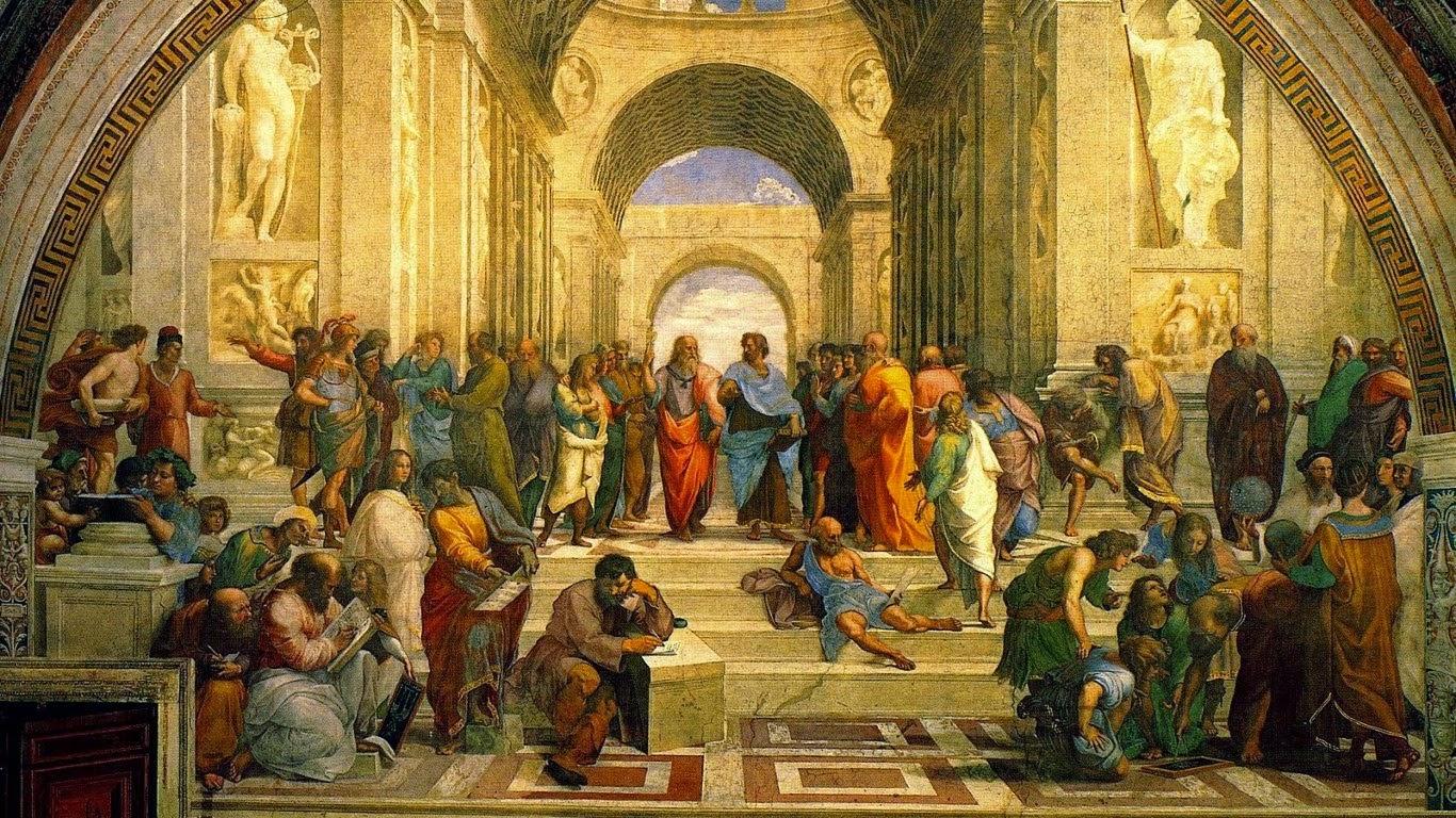 Jedi Platón filosofía