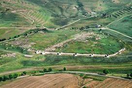 Cetatea Tropaeum Traiani la Adamclisi: ruinele de secol VI