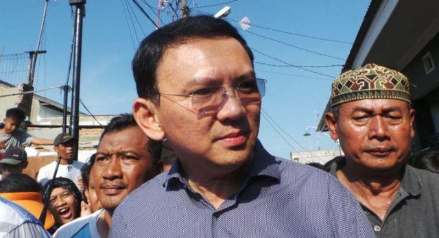 Ahok Sedih Anies Ingin Pecat Dirinya dari Jabatan Gubernur DKI