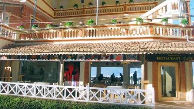 Khách sạn chapa valley hotel