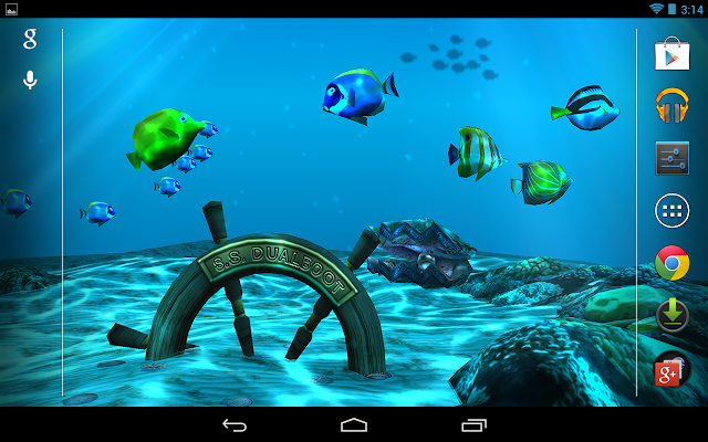 Ocean HD LWP - v1.7 APK   Free Download Wallpaper   DaWallpaperz