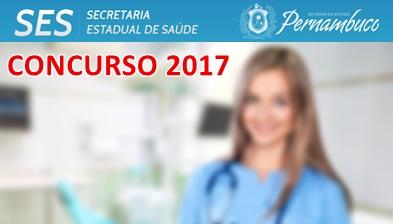 Concurso SES-PE 2017