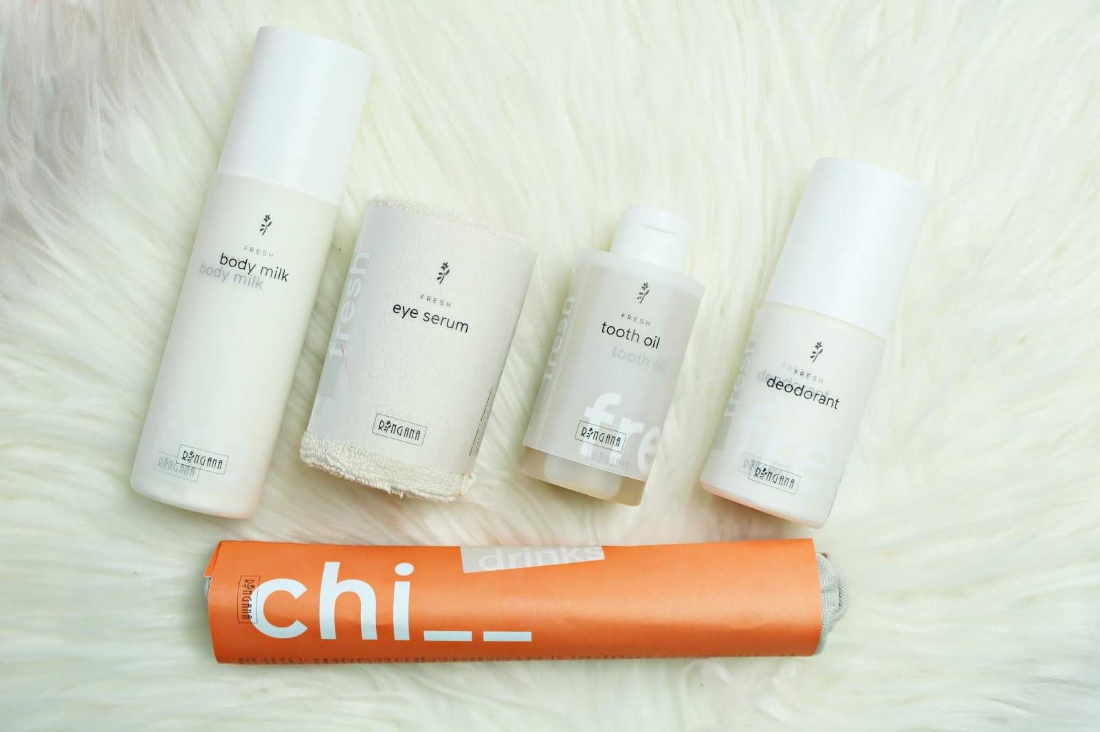 Najwyższa jakość, bezwzględna świeżość - RINGANA - ekologiczne kosmetyki
