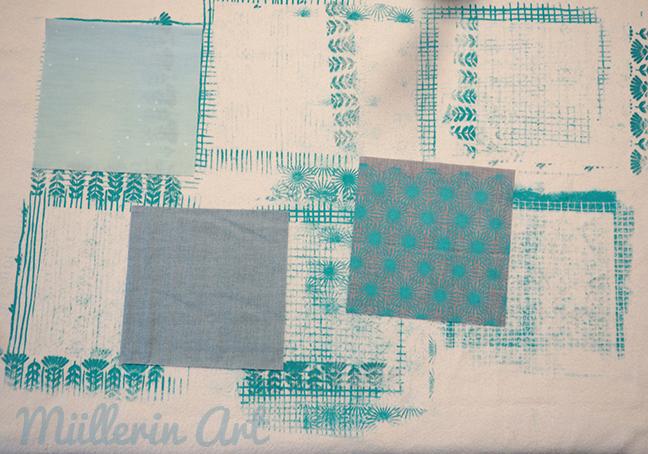 Siebdruck nach ©Müllerin Art