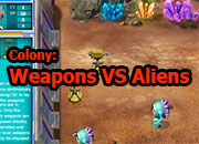 Combat: Weapons VS Aliens