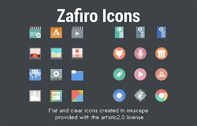 Zafiro Icon for Linux Desktop