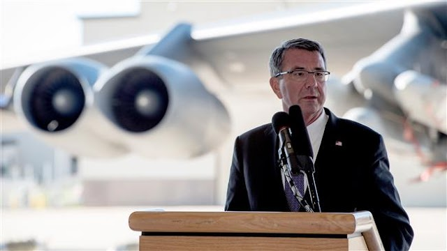 US Defense Secretary Ashton Carter warns 9/11 bill puts US interests at risk