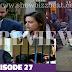 Khaani Episode 27 Review - Mir Shah Threatens Khaani's Father and Arham   Showbizbeat