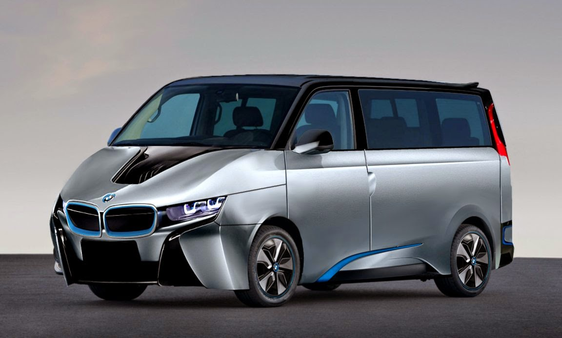 How About A Proper Bmw Van Big Motoring World