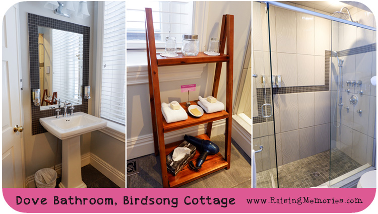 Birdsong Spa Cottage at Ste Annes Spa Ontario Travel Blogger
