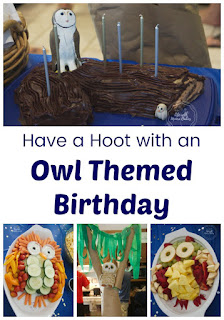 How to Host a Hooting Good Owl Party