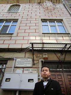 Sanki Yedim Camii Istanbul - putrakapuas