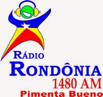 Rádio Rondônia AM de Pimenta Bueno RO ao vivo