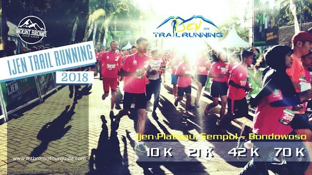 Ijen Trail Running 2018 Information