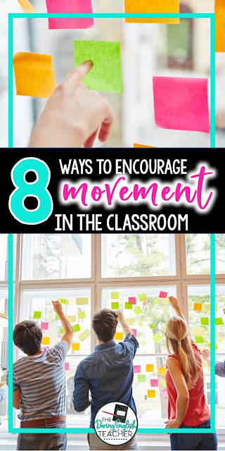 8 Ways to Get Students Moving in the Classroom