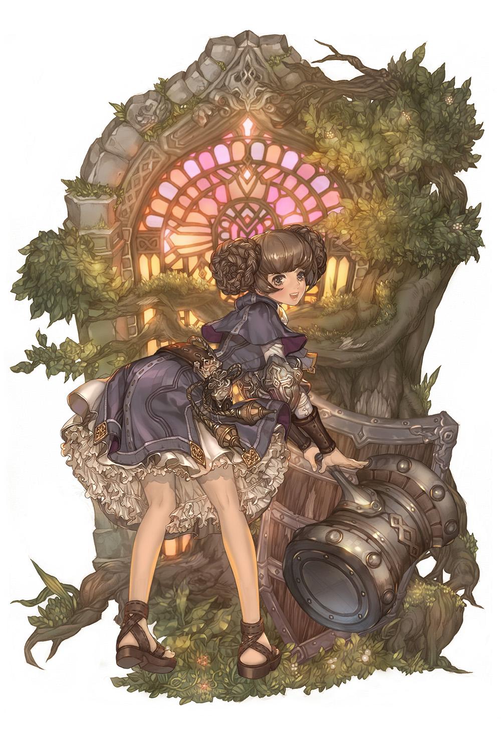 ToS とす Tree of Savior クレリック R7どれに 参考 wiki 攻略ブログ オラクル ドク  プリ