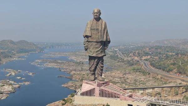 विश्व की सबसे ऊँची प्रतिमा स्टेचू ऑफ़ यूनिटी से जुड़े रोचक तथ्य   Statue of Unity Facts in Hindi