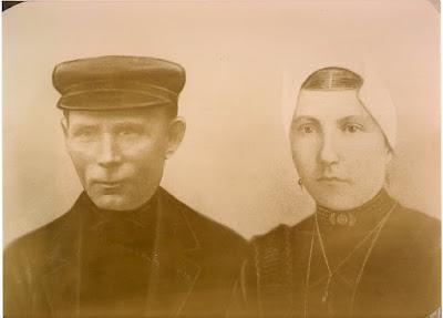 Frans Bosman en Antonia van der Weijden