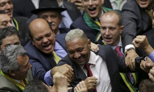 Votação do Impeachment de Dilma Rousseff